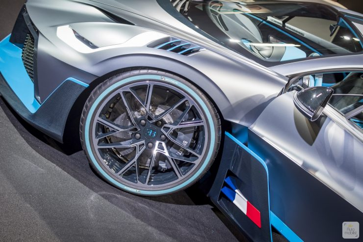 Mondial de Paris 2018 Bugatti 15