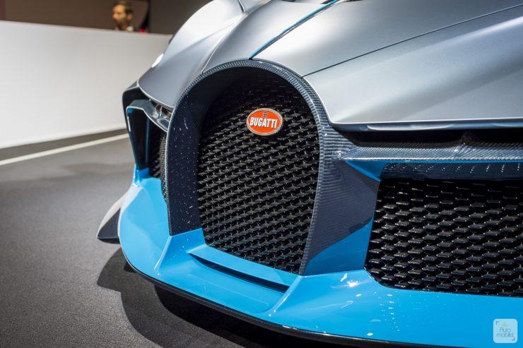 Mondial de Paris 2018 Bugatti 17