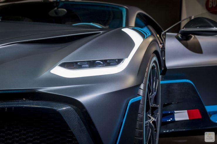 Mondial de Paris 2018 Bugatti 18