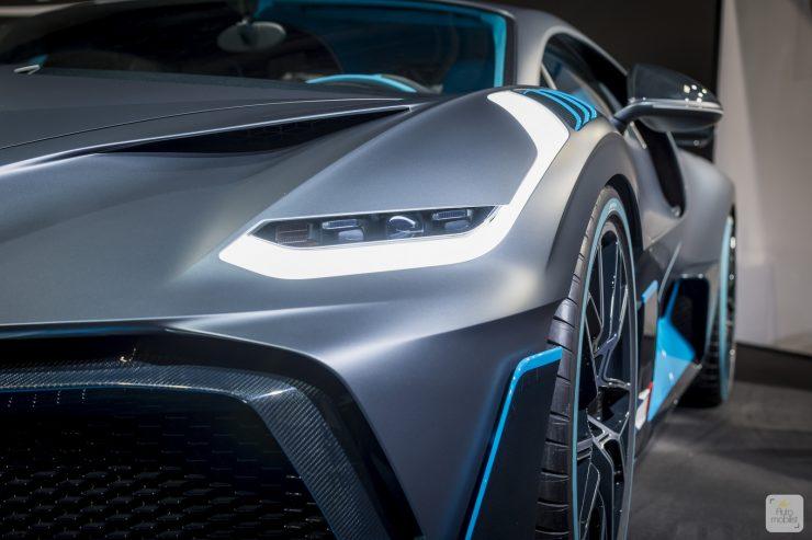 Mondial de Paris 2018 Bugatti 19