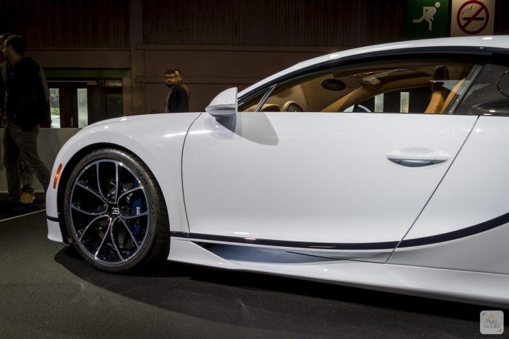 Mondial de Paris 2018 Bugatti 2