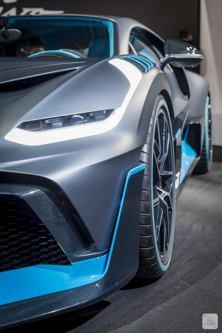 Mondial de Paris 2018 Bugatti 20