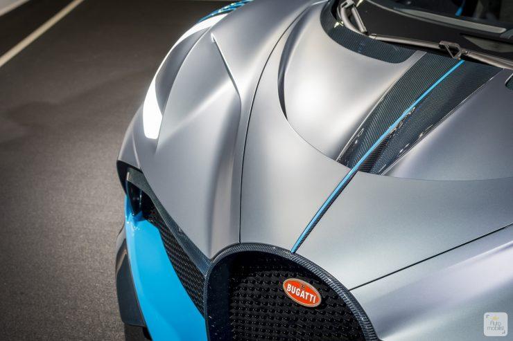 Mondial de Paris 2018 Bugatti 21