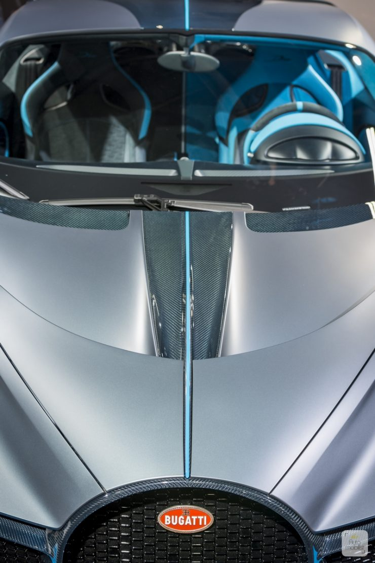 Mondial de Paris 2018 Bugatti 22