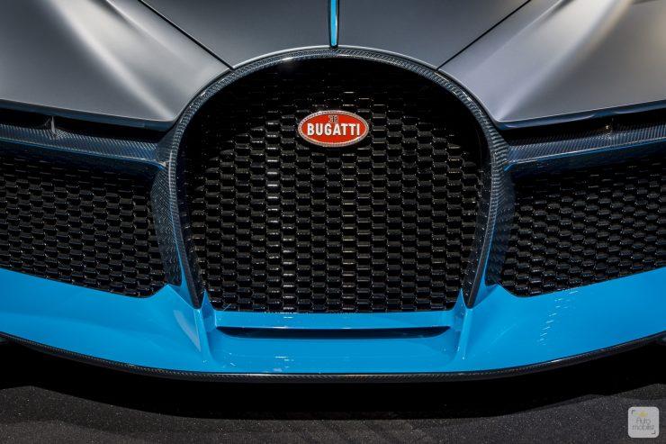 Mondial de Paris 2018 Bugatti 23