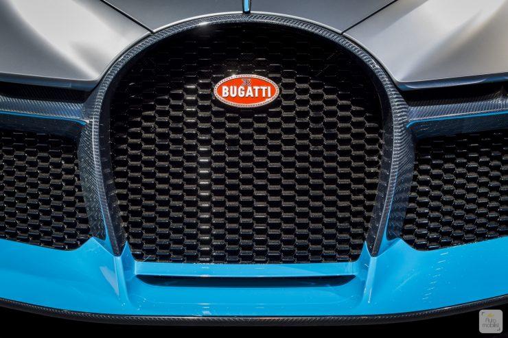 Mondial de Paris 2018 Bugatti 24