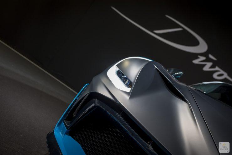 Mondial de Paris 2018 Bugatti 25