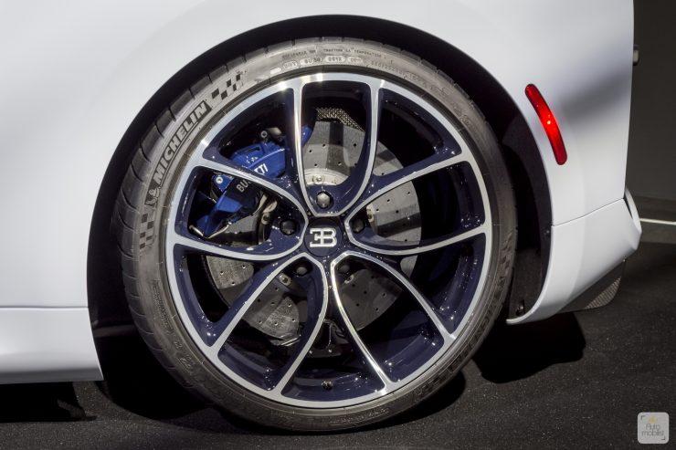 Mondial de Paris 2018 Bugatti 3