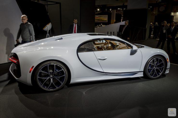 Mondial de Paris 2018 Bugatti 4