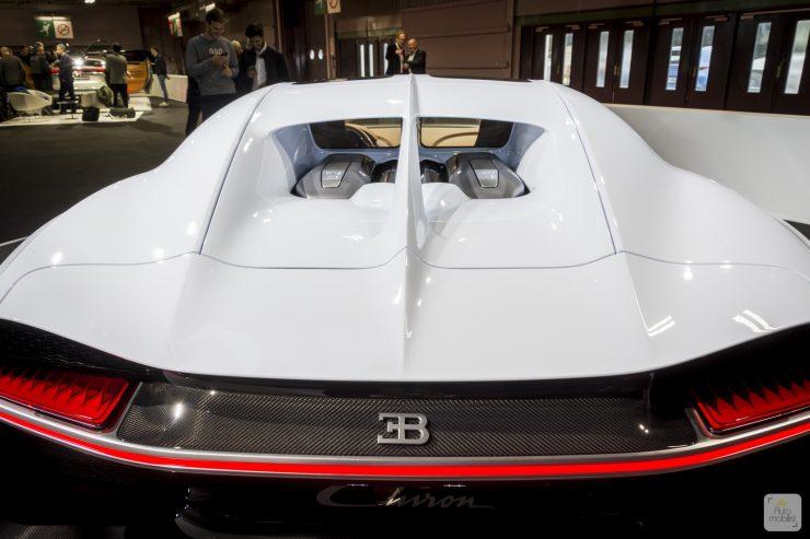 Mondial de Paris 2018 Bugatti 7