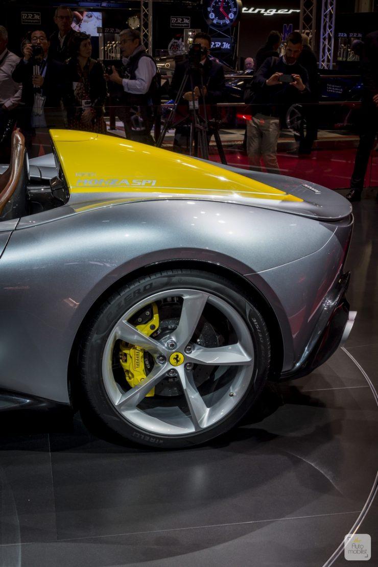 Mondial de Paris 2018 Ferrari