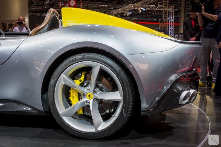 Mondial de Paris 2018 Ferrari 1
