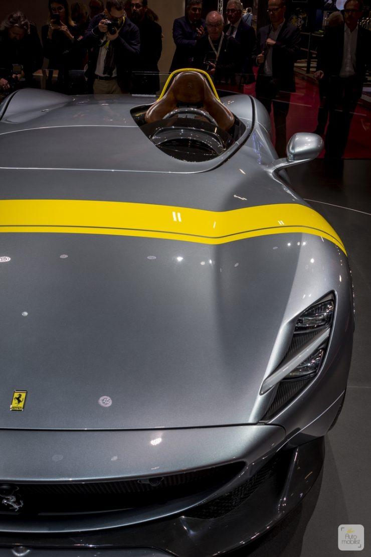 Mondial de Paris 2018 Ferrari 11