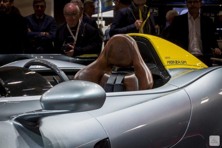 Mondial de Paris 2018 Ferrari 13