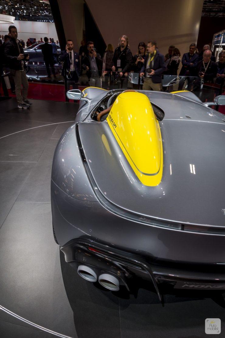 Mondial de Paris 2018 Ferrari 18