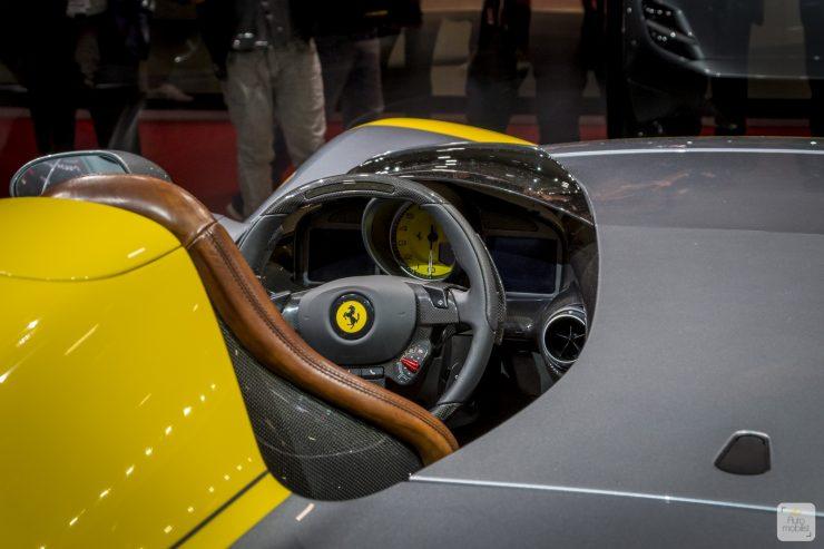 Mondial de Paris 2018 Ferrari 19