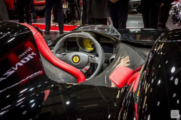 Mondial de Paris 2018 Ferrari 20