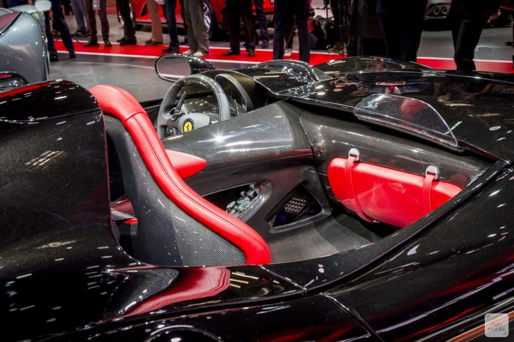 Mondial de Paris 2018 Ferrari 21