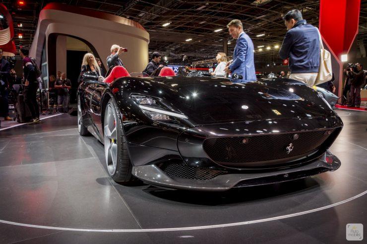 Mondial de Paris 2018 Ferrari 24
