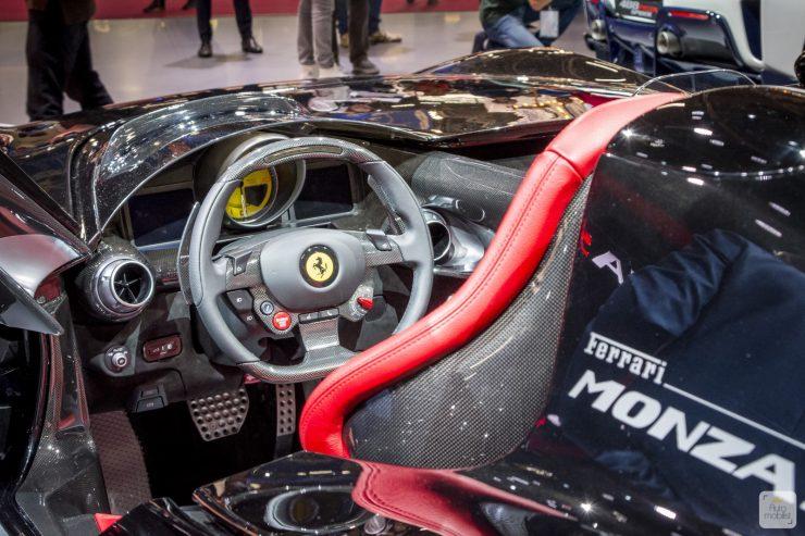 Mondial de Paris 2018 Ferrari 26