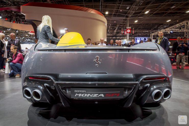 Mondial de Paris 2018 Ferrari 3