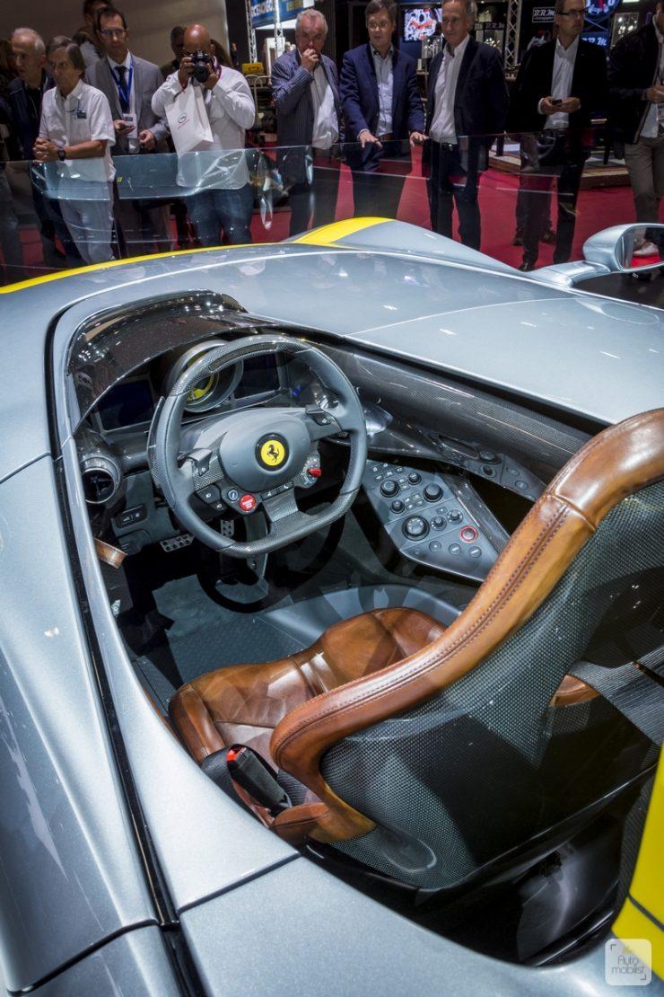 Mondial de Paris 2018 Ferrari 31