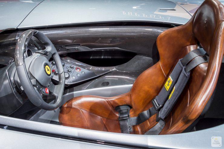 Mondial de Paris 2018 Ferrari 33