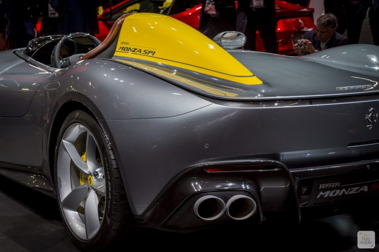 Mondial de Paris 2018 Ferrari 34