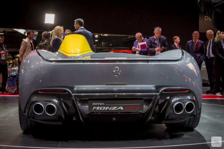 Mondial de Paris 2018 Ferrari 35