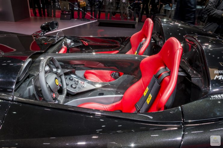 Mondial de Paris 2018 Ferrari 39