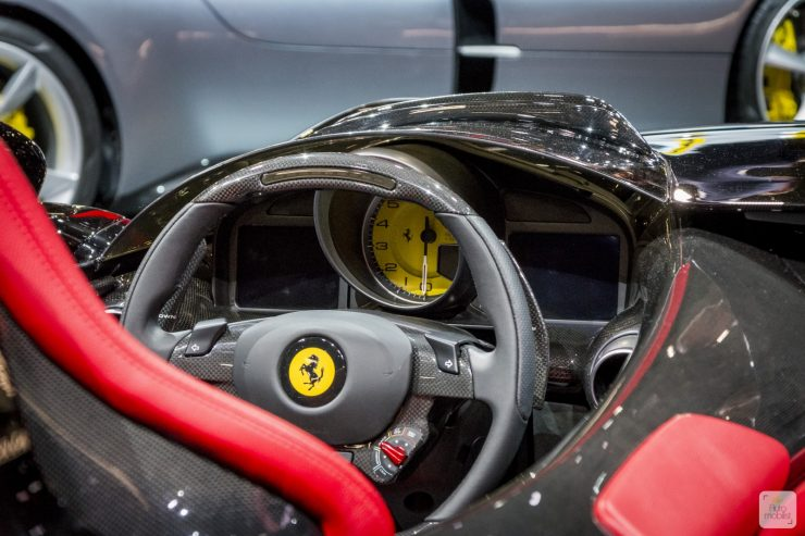 Mondial de Paris 2018 Ferrari 42