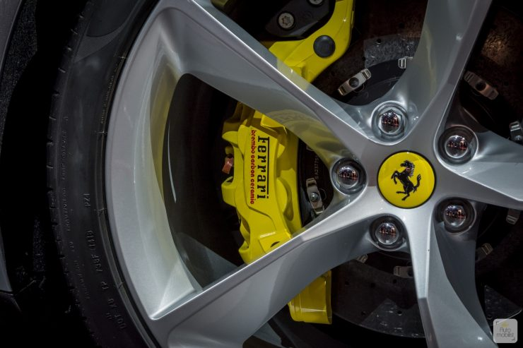 Mondial de Paris 2018 Ferrari 43