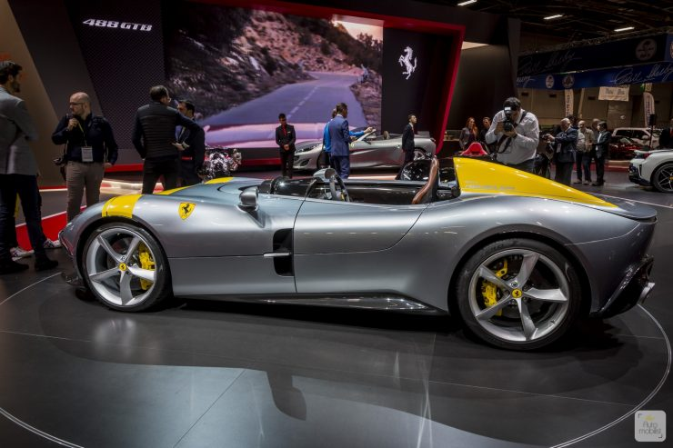 Mondial de Paris 2018 Ferrari 49