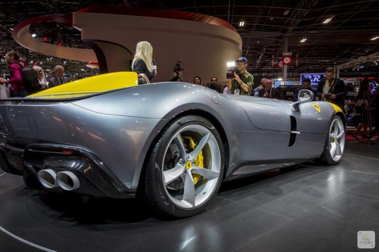 Mondial de Paris 2018 Ferrari 5