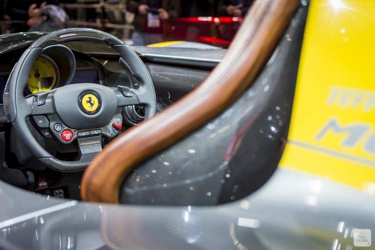 Mondial de Paris 2018 Ferrari 54