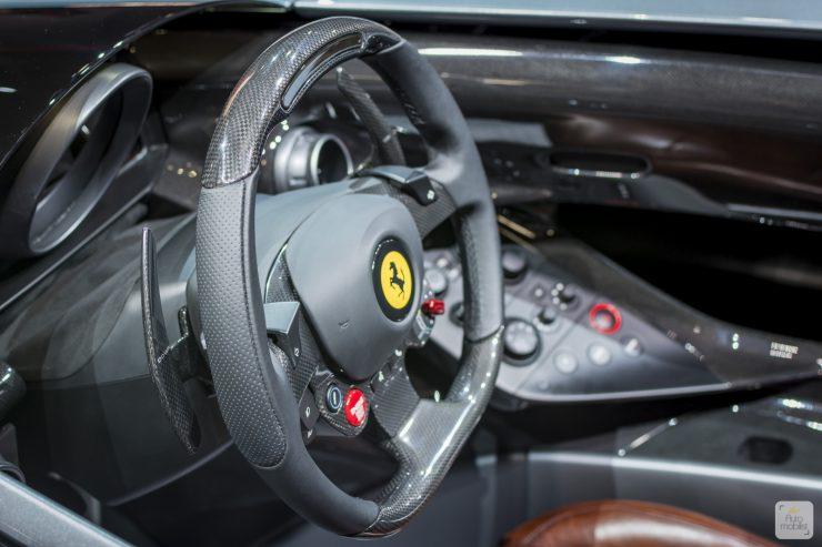 Mondial de Paris 2018 Ferrari 57