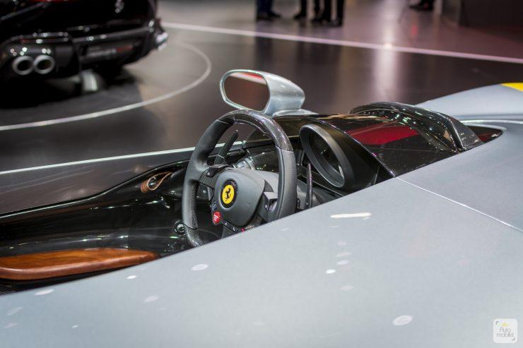 Mondial de Paris 2018 Ferrari 59