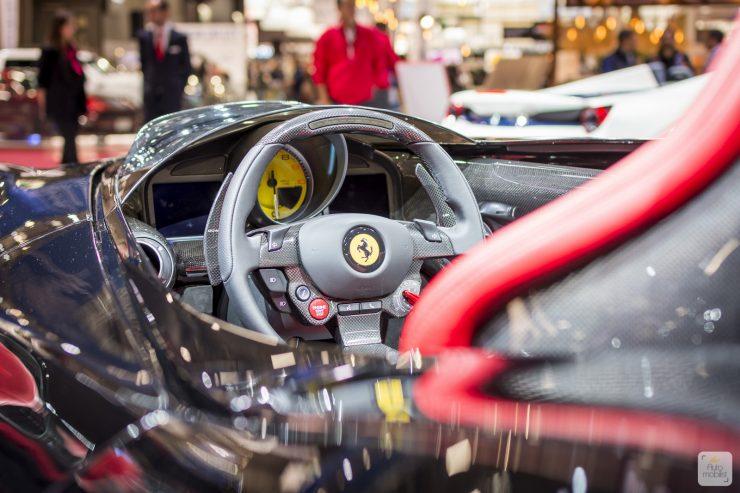 Mondial de Paris 2018 Ferrari 69