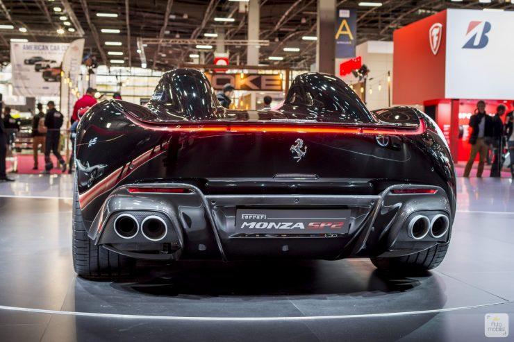 Mondial de Paris 2018 Ferrari 75