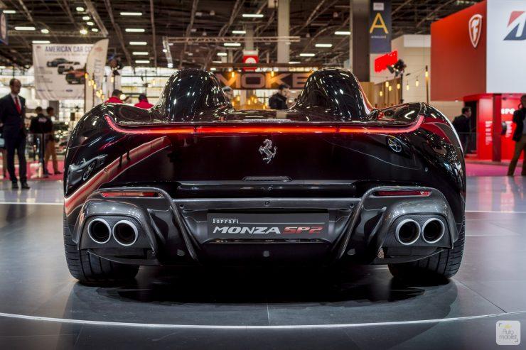 Mondial de Paris 2018 Ferrari 76