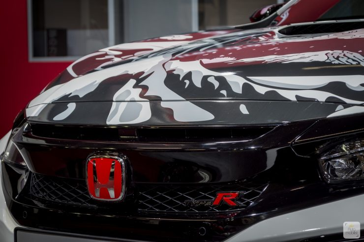 Mondial de Paris 2018 Honda 28