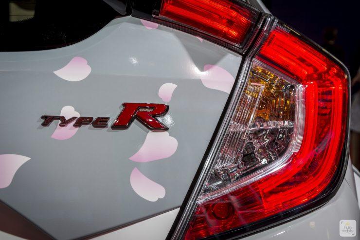 Mondial de Paris 2018 Honda 36