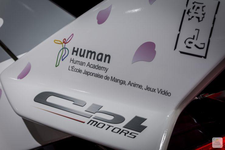Mondial de Paris 2018 Honda 38