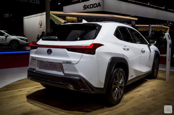 Mondial de Paris 2018 Lexus 35