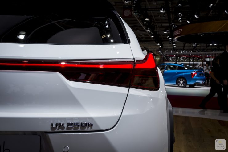 Mondial de Paris 2018 Lexus 36