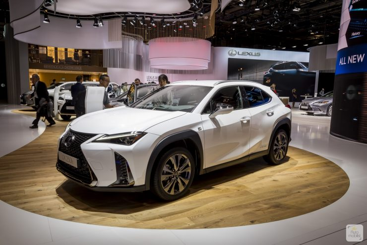 Mondial de Paris 2018 Lexus 39