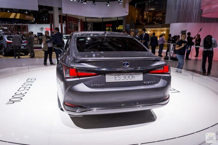 Mondial de Paris 2018 Lexus 4