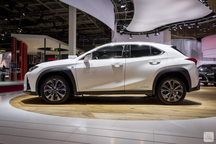Mondial de Paris 2018 Lexus 40