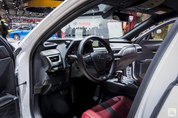 Mondial de Paris 2018 Lexus 41