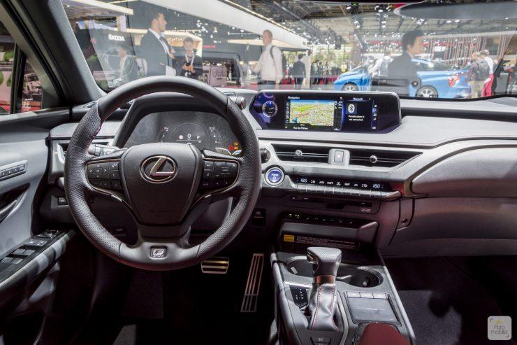 Mondial de Paris 2018 Lexus 45